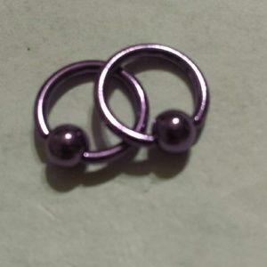 Earrings/ Body Jewelry